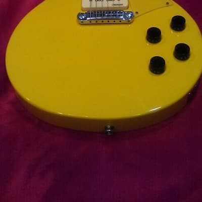 Gladiator Single Cut Special P90's Tv Yellow for sale