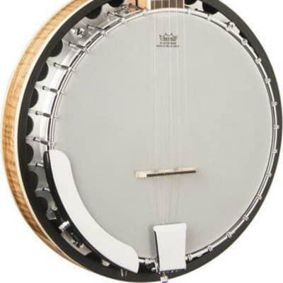 Oscar Schmidt Banjo - Spalted Maple