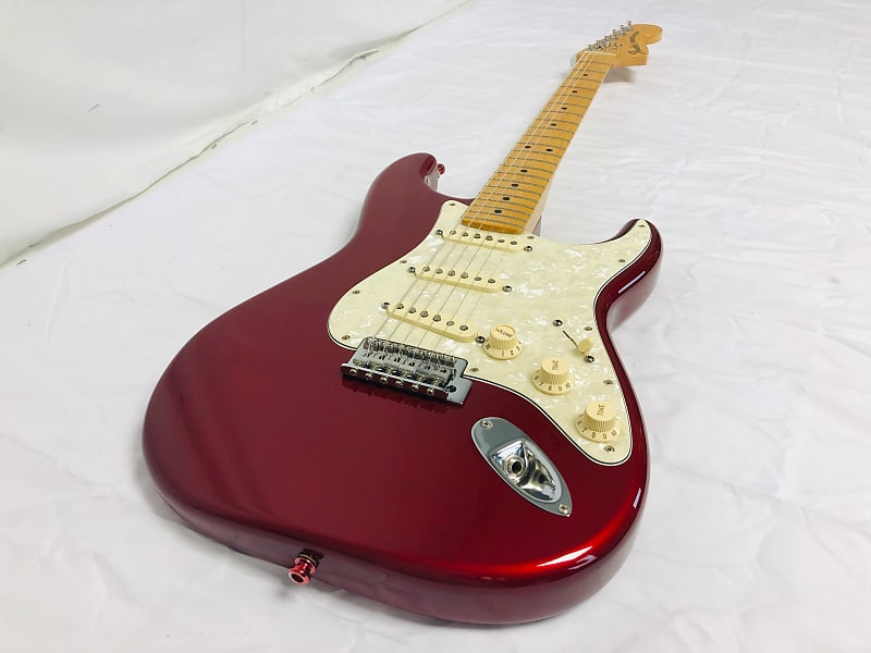 Fender    2013 Stratocaster    Deluxe       Roadhouse       MIM    wHSC   Reverb