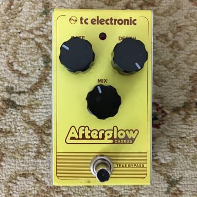 Used TC Electronic Afterglow Chorus
