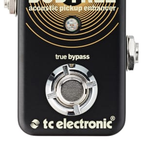 TC Electronic BodyRez Acoustic Pickup Enhancer *Free Signal Hoodie* for sale