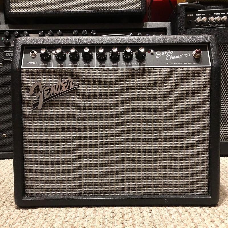 Fender Super Champ X2 2-Channel 15W 1x10