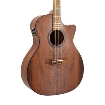 RANDON RGI-14VT-CE - Westerngitarre mit Tonabnehmer for sale