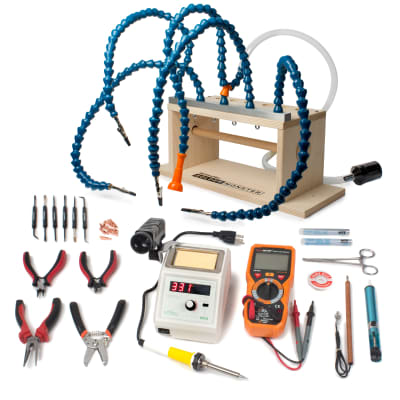 StewMac Guitar Electronics Master Tool Set for sale