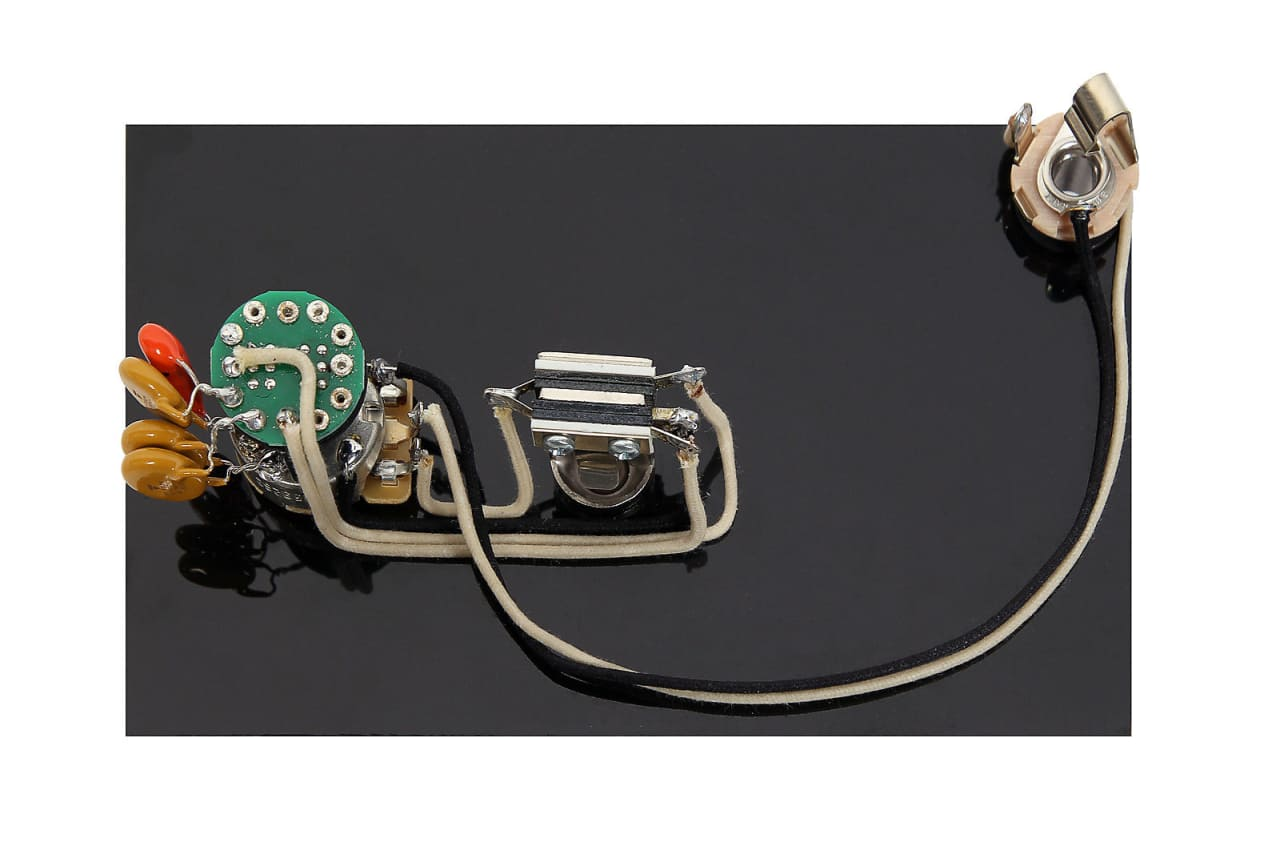 920d Wiring Harness For Fender Custom Shop La Cabronita