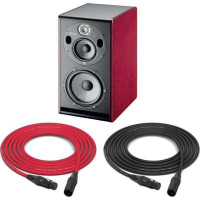 Focal Trio6 Be | 3/2-Way Active Single Studio Monitor | Pro Audio LA