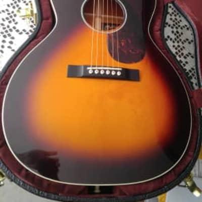 Martin CEO-7, 00-14 Acoustic Guitar (Sunburst) Year 2014 ser#1811891