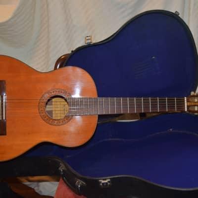 shiro kiboto m2 classical guitar natural for sale