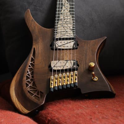 OD Guitars Minerva 7 NAMM 2019 for sale