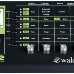 Waldorf Pulse 2 Desktop Analog Mono Synth