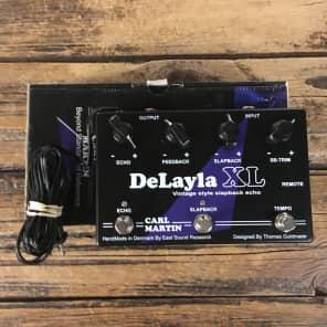 Carl Martin DeLayla XL