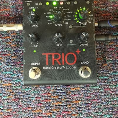 DigiTech Trio Band Creator + Looper-FS3X-Instant Band-Practice/Perform-NEW!
