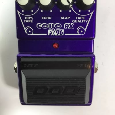 DOD DOD Digitech FX96 Echo FX V1 Tape Analog Delay for sale