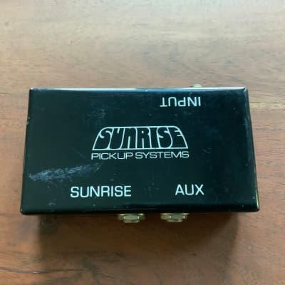 Sunrise SB-1 Preamp for sale