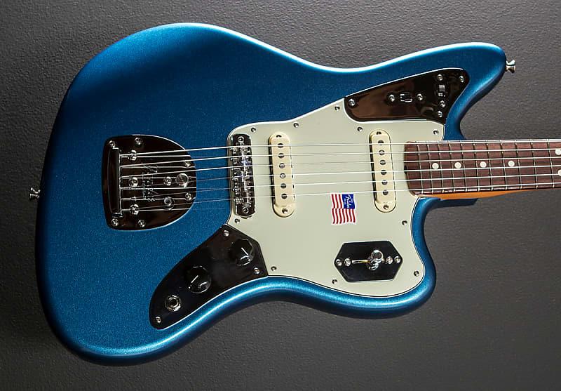 fender johnny marr jaguar limited edition lake placid blue reverb. Black Bedroom Furniture Sets. Home Design Ideas