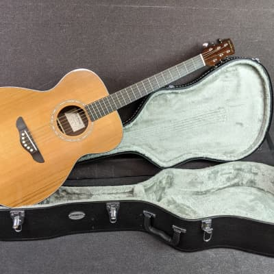 Northwood R75-OM Acoustic Guitar Rosewood Made In Canada w/ Hardshell Case for sale