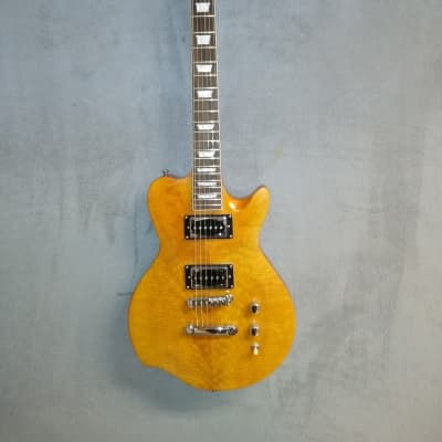 Occhineri Custom Guitar Flamed Maple for sale