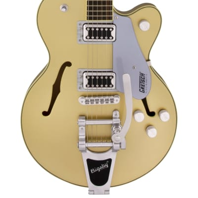 NEW Gretsch G5655T Electromatic® Center Block Jr. - Casino Gold (665)