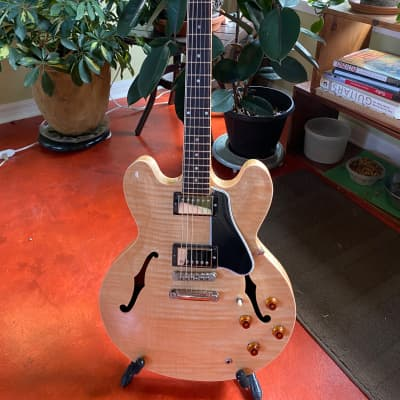 Gibson ES-335 Natural Figured for sale