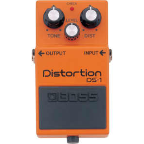 Boss DS1 Distortion for sale