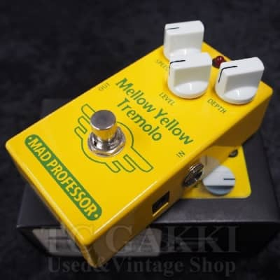 MAD PROFESSOR New Mellow Yellow Tremolo for sale