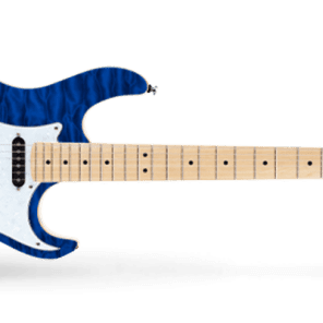 Cort G250DX Electric Guitar - Trans Blue for sale