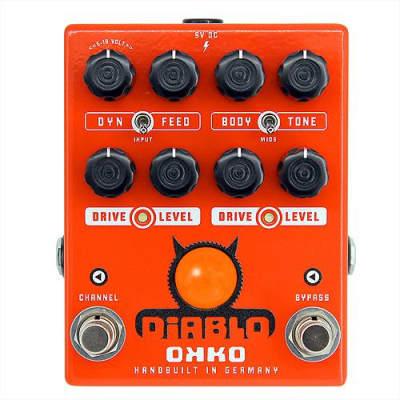 OKKO FX Diablo Dual for sale