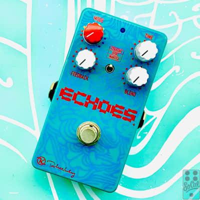 Keeley Echoes Serial #1 w/Original Box!