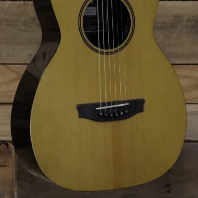RainSong Vintage Series V-PA1100NS Acoustic Guitar Natural w/ Case