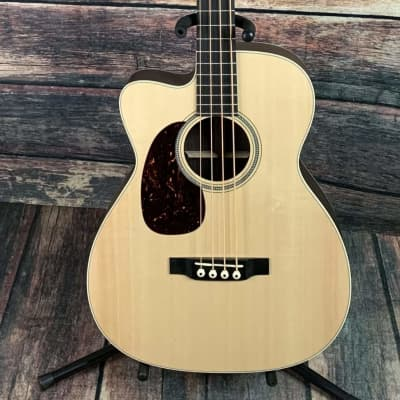 Martin Left Handed BC-16EL Acoustic Electric Bass Guitar for sale