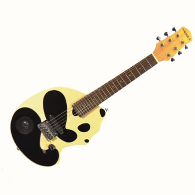 Mahar Panda Model - 1/2 Size Electric Guitar w/ Built- in Amp - Used for sale