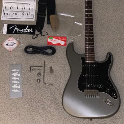 Fender American Classic Stratocaster 2010 Tungsten for sale