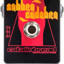 New Catalinbread Sabbra Cadabra Treble Boost Guitar Effects Pedal!