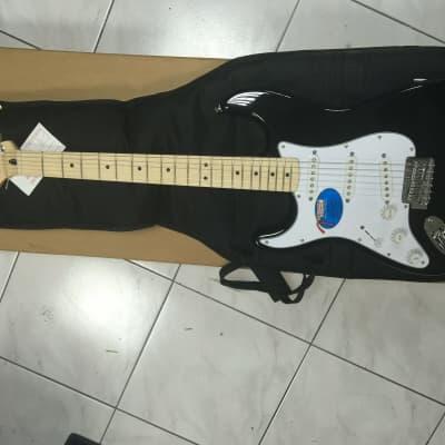 Fender Standard Stratocaster Left-Handed Black NEW Open box ( Old Stock) for sale