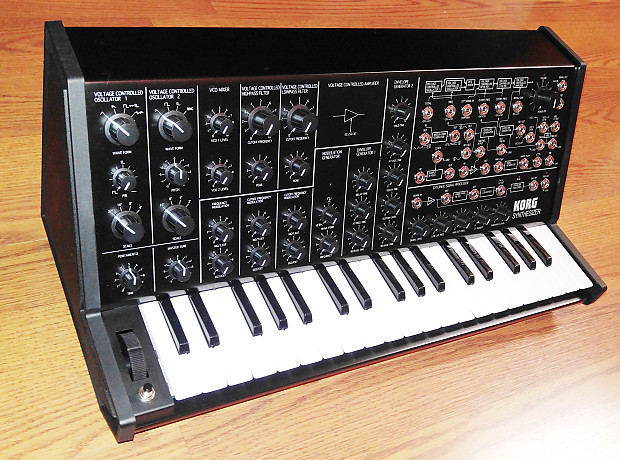 Korg Legacy Collection w/ MS-20 Controller (KLC1) New Old Stock! Mint!