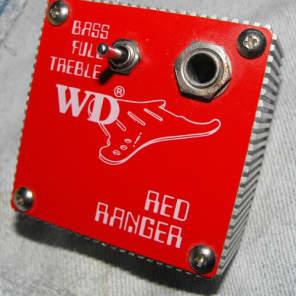 Dan Armstrong Design Reissued Red Ranger for sale