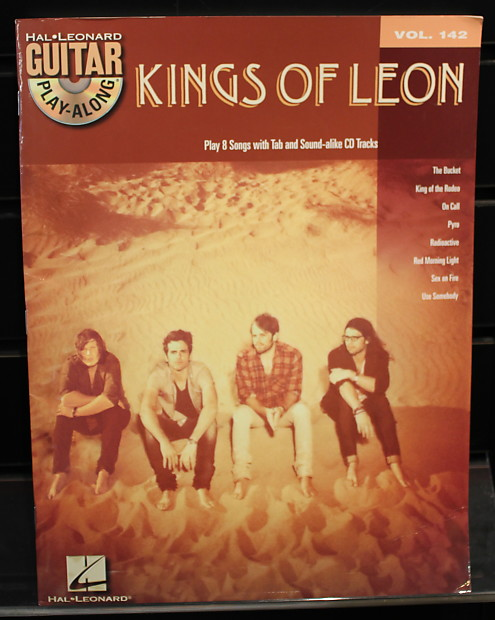 radioactive kings of leon tab