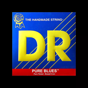 DR PHR-11 Pure Blues Heavy Electric Guitar Strings (11-50)
