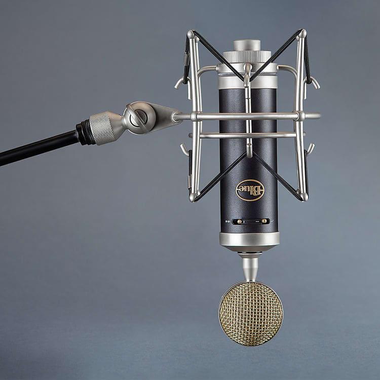 blue baby bottle sl babybottle sl studio condenser microphone reverb. Black Bedroom Furniture Sets. Home Design Ideas