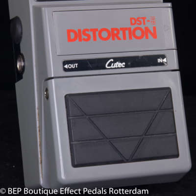 Cutec DST-5 Distortion s/n 618224 Japan