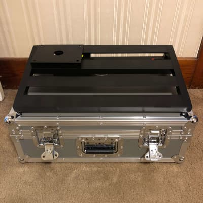 Pedaltrain Classic 1 with Tour Case w/Truetone CS7 Power Supply and More - Free Shipping!