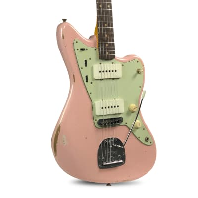 Fender Fender custom Shop '62 Jazzmaster In Shell Pink / Matching Headstock for sale