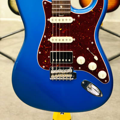 Don Grosh NOS Retro Lake Placid Blue Metallic for sale
