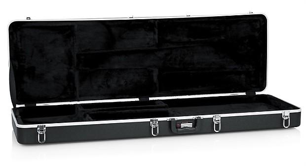 gator deluxe bass guitar hard case hollywood music shop uk reverb. Black Bedroom Furniture Sets. Home Design Ideas