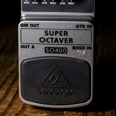 Behringer SO400 Super Octaver