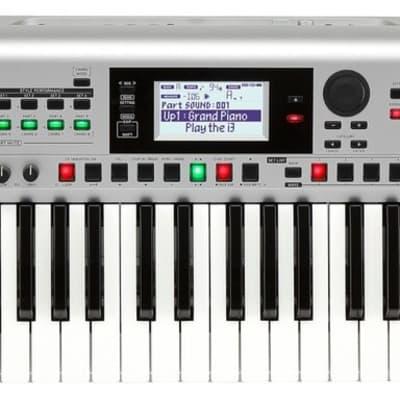 Korg i3 61 Touch Control Key Arranger Music Workstation Super Matte Silver