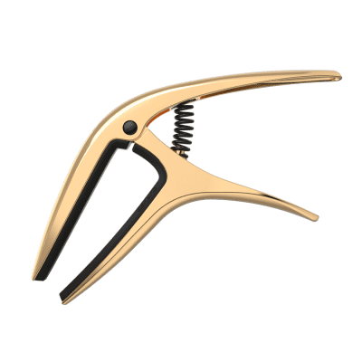 Ernie Ball Axis Capo - Gold for sale