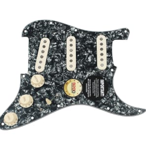 Fender Tex-Mex 920D Loaded Pre-wired Strat Pickguard BP/AW