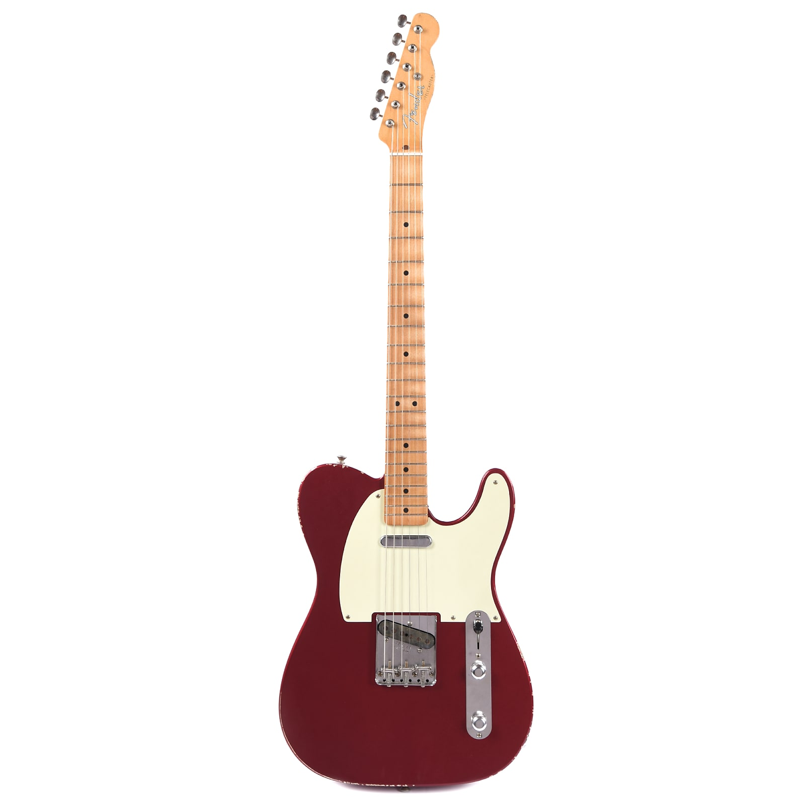 Fender Road Worn '50s Telecaster Candy Apple Red (CME Exclusive)