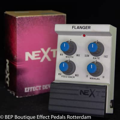 Next FL-600 Flanger s/n 216504 mid 80's Japan